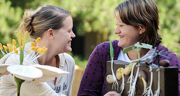 Dating mit einem behinderten erwachsenen kind zu hause